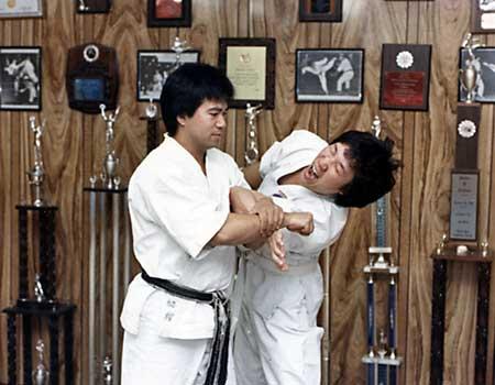 Shihan Leung's Ude-Gatame (Arm Lock)