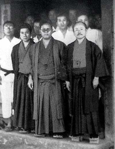 Master Chojun Miyagi and Shotokan-Ryu