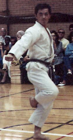 Master Toyotaro Miyazaki, 1968